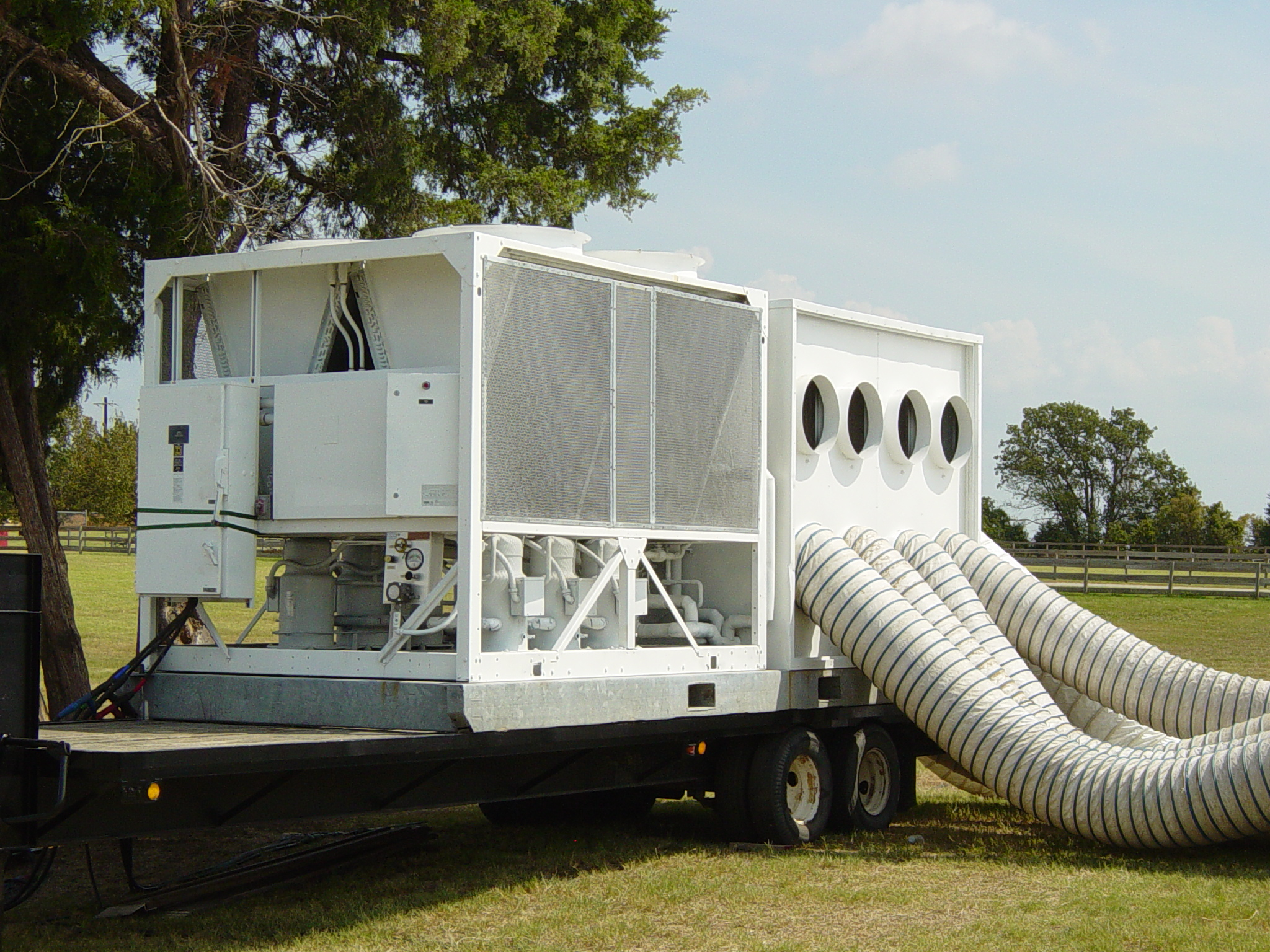Cool 2 Event Rentals DFW Rental Power Misting Fans Event AC and  #807B40